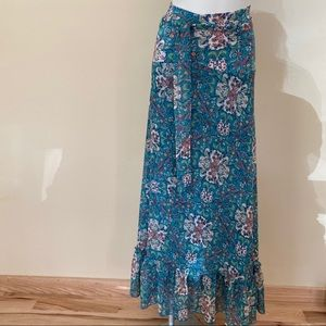 Bisou Bisou maxi skirt